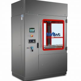 Máy rửa linh kiện cGMP IWT Tecniplast